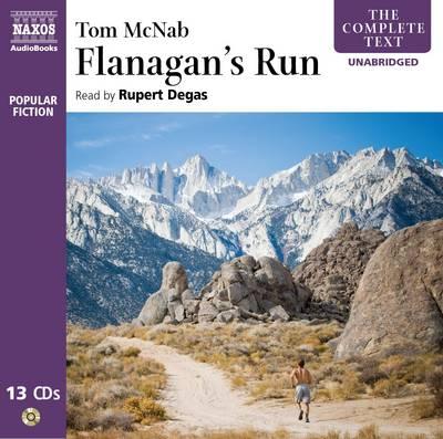 Cover Flanagan's Run - Popular Fiction