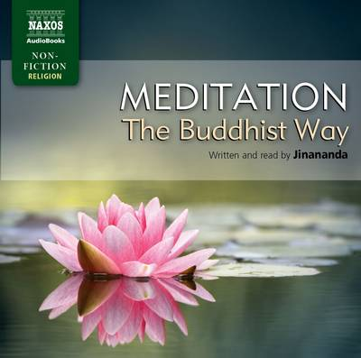Cover Meditation: The Buddhist Way