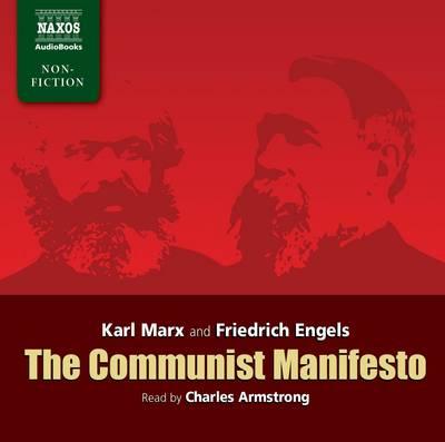 The Communist Manifesto (CD-Audio)