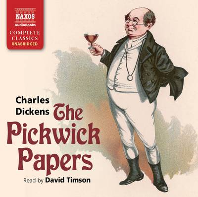 The Pickwick Papers (CD-Audio)