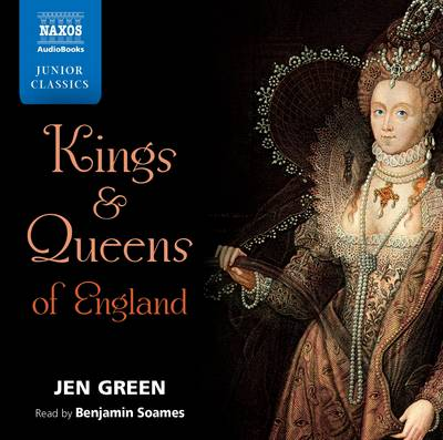 Kings and Queens of England (CD-Audio)