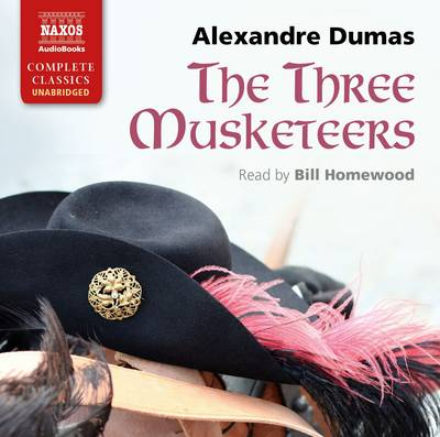 The Three Musketeers (CD-Audio)