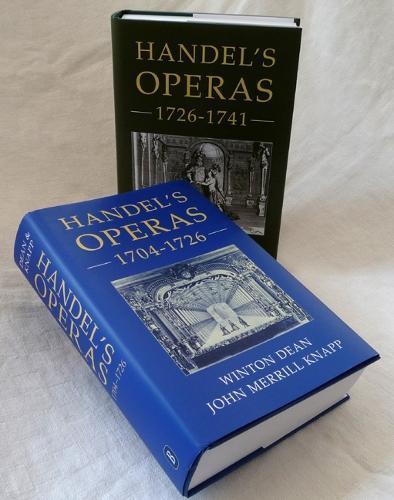 Handel's Operas: Handel's Operas, 2 Volume Set 1704-1726 v. 1 (Hardback)