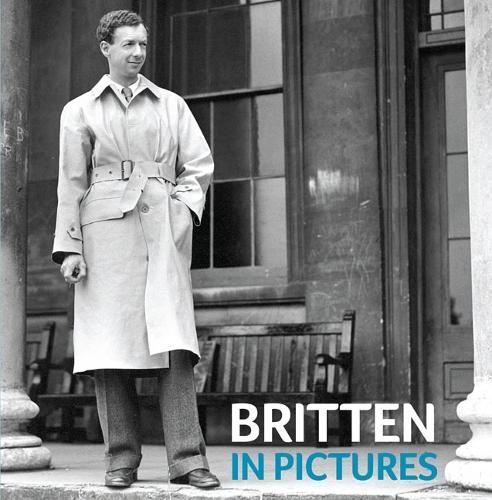 Britten in Pictures (Paperback)