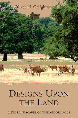 Designs upon the Land - Elite Landscapes of the Middle Ages (Paperback)