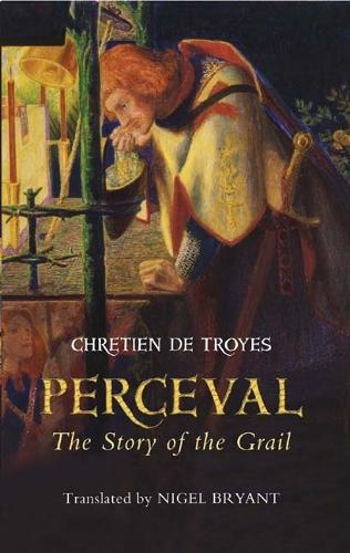Perceval: The Story of the Grail - Arthurian Studies v. 5 (Hardback)