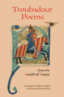 Troubadour Poems from the South of France (Hardback)