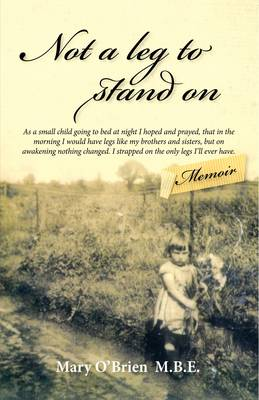 Not a Leg to Stand on (Paperback)