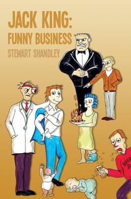 Jack King: Funny Business (Paperback)