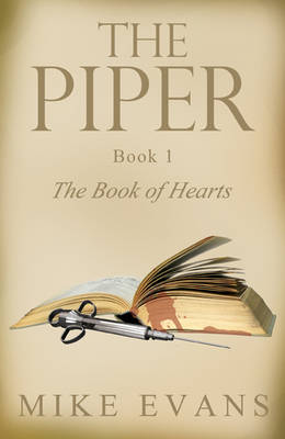 The Book of Hearts - Piper 1 (Paperback)