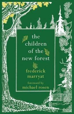 The Children of the New Forest (Paperback)