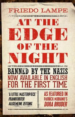 At the Edge of the Night (Paperback)