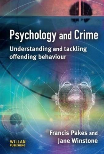 Psychology and Crime (Hardback)