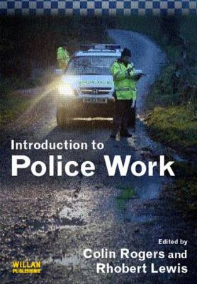 Introduction to Police Work (Paperback)