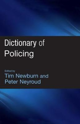 Dictionary of Policing (Hardback)