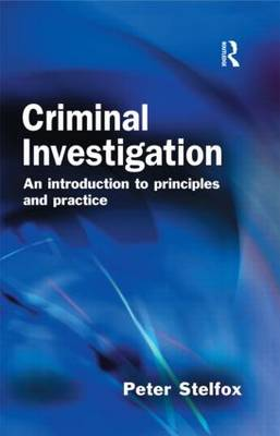 Criminal Investigation: An Introduction to Principles and Practice (Hardback)