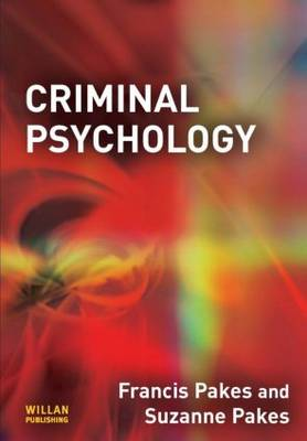 Criminal Psychology (Paperback)