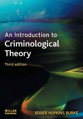 An Introduction to Criminological Theory (Paperback)