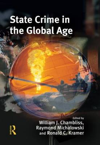 State Crime in the Global Age (Hardback)