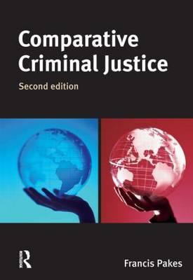Comparative Criminal Justice (Hardback)