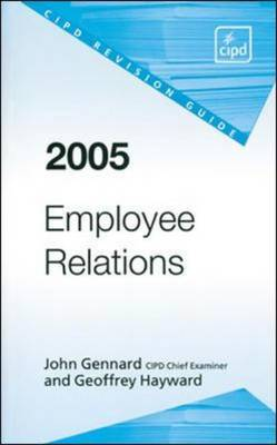 Employee Relations Revision Guide 2005 (Paperback)