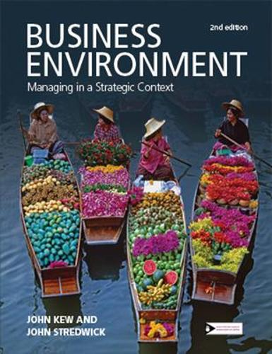 Business Environment: Managing in a Strategic Context (Paperback)