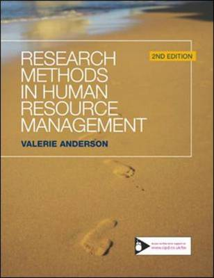Research Methods in Human Resource Management (Paperback)