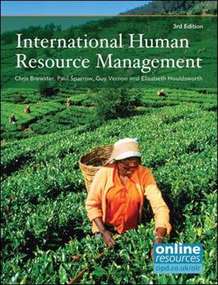 International Human Resource Management (Paperback)