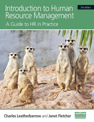 Introduction to Human Resource Management: A Guide to HR in Practice (Paperback)