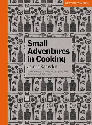 Cover Small Adventures in Cooking - New Voices in Food