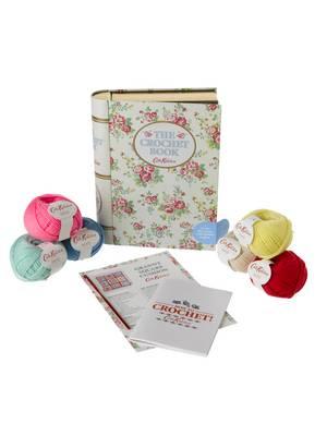 The Crochet Tin Book