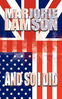 And So I Did (Paperback)
