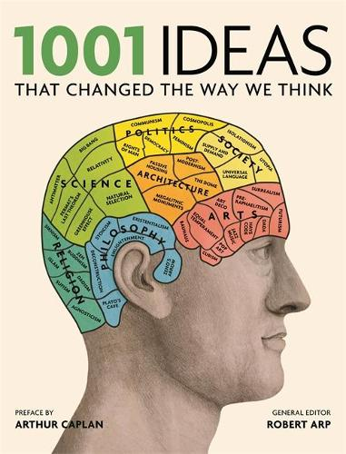 1001 Ideas that Changed the Way We Think - 1001 (Paperback)