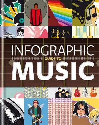 Infographic Guide to Music - Infographic Guides (Hardback)