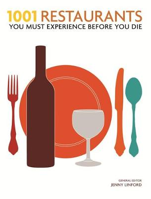 1001 Restaurants: You Must Experience Before You Die - 1001 (Paperback)