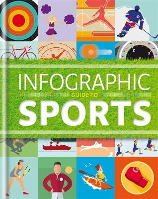 Infographic Guide to Sports - Infographic Guides (Hardback)