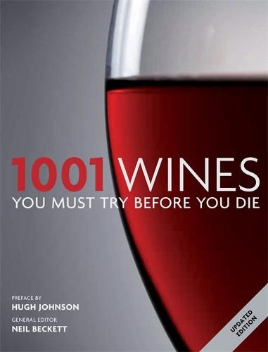 1001 Wines You Must Try Before You Die - 1001 (Paperback)