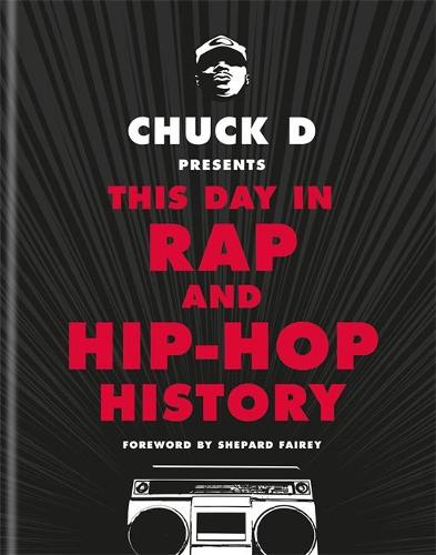 This Day in Rap and Hip-Hop History (Hardback)
