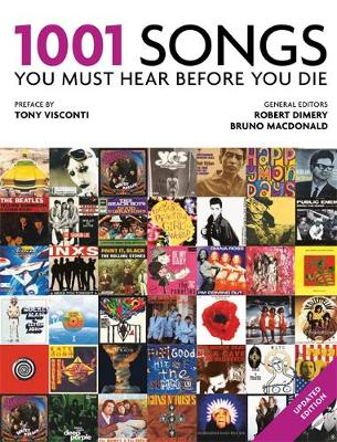1001 Songs: You Must Hear Before You Die - 1001 (Paperback)