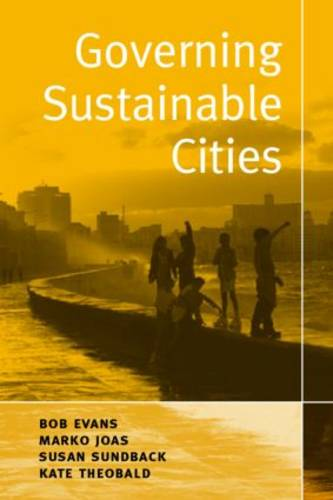 Governing Sustainable Cities (Hardback)