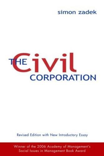 The Civil Corporation (Paperback)
