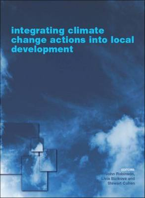Integrating Climate Change Actions into Local Development (Hardback)