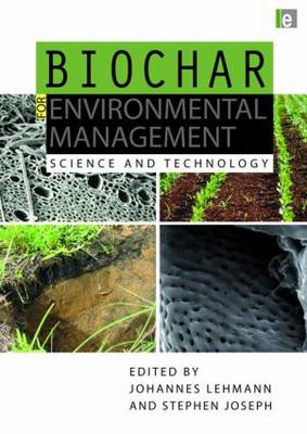 Biochar for Environmental Management: Science and Technology (Hardback)