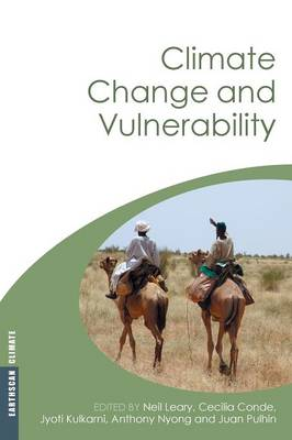 Climate Change and Vulnerability - Earthscan Climate (Paperback)