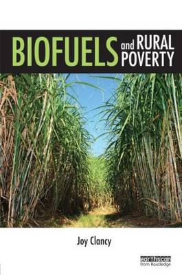Biofuels and Rural Poverty - Routledge Studies in Bioenergy (Hardback)
