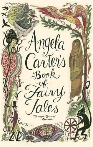 Angela Carter's Book Of Fairy Tales (Hardback)