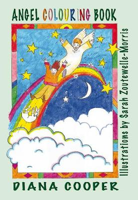 Angel Colouring Book (Paperback)