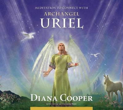 Meditation to Connect with Archangel Uriel - Angel & Archangel Meditations (CD-Audio)