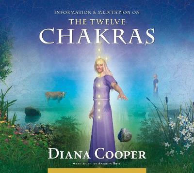 The Twelve Chakras - Information & Meditation (CD-Audio)