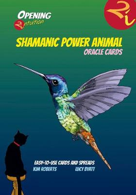 Shamanic Power Animal Oracle Cards: 44 Oracle Cards and Guidebook Set - Opening2Intuition